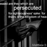 Blessed Persecution